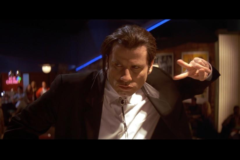john travolta pulp fiction dance Wallpaper HD Wallpaper