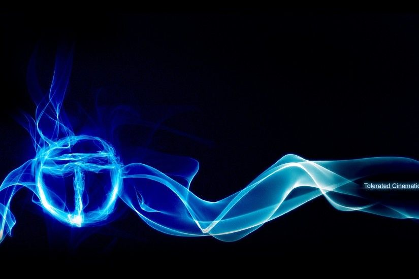 Blue Fire Wallpaper HD - WallpaperSafari HD Abstract Wallpaper Neon Smoke -  52DazheW Gallery