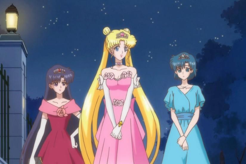 Masquerade Party - Sailor Moon Crystal Wallpaper (1920x1080) (119623)
