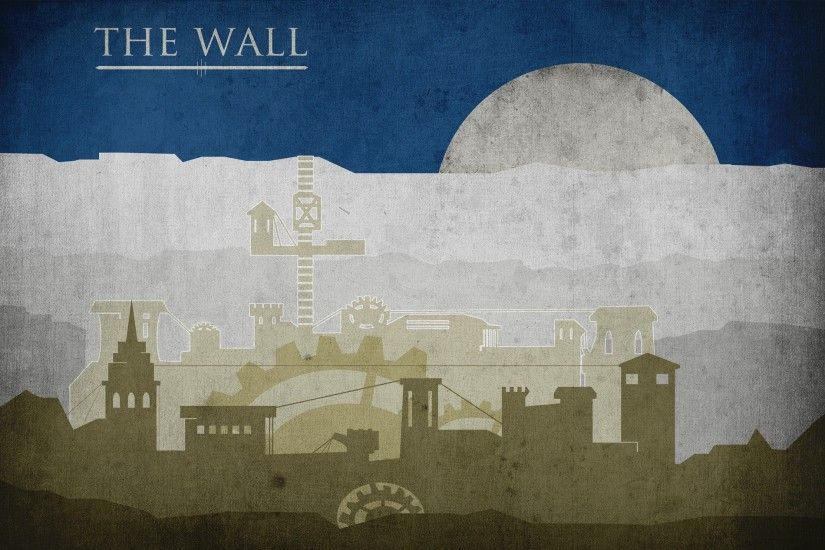Artwork A Song Of Ice And Fire Game Thrones The Wall