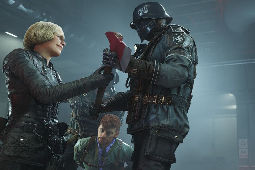 Video Game - Wolfenstein II: The New Colossus Wallpaper