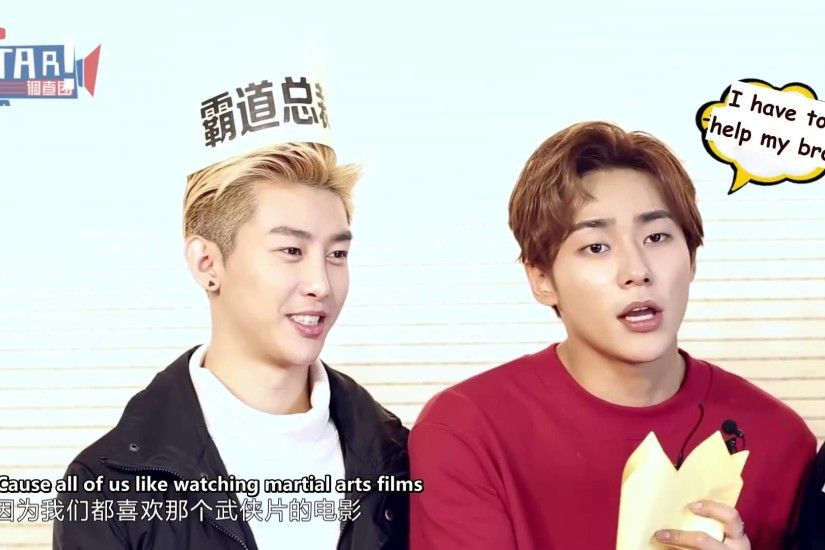 [UniCode] [ENGSUB] Remind UNIQ of their being idols-Exclusive interview of  UNIQ-PART1 - YouTube