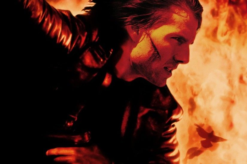 Movie - Mission: Impossible II Tom Cruise Wallpaper
