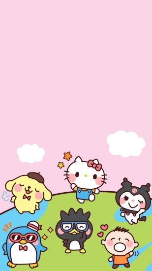 Sanrio Wallpaper, Kitty Wallpaper, Iphone Backgrounds, Wallpaper  Backgrounds, Iphone Wallpapers, Hello Kitty Parties, Hello Kitty Pics,  Sanrio Characters, ...