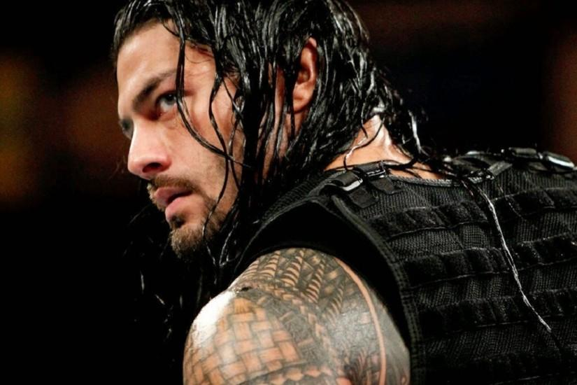 Roman Reigns Side Pose HD Wallpaper #00532 | WallpapersPick.com