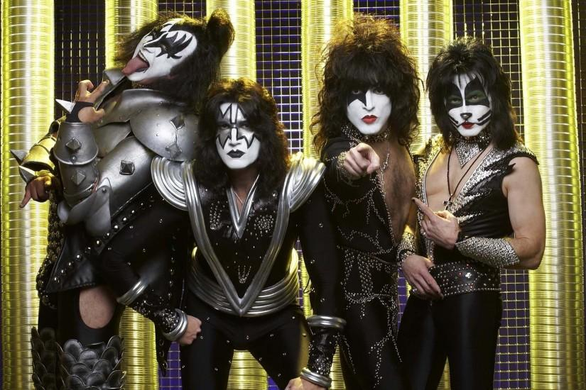 Kiss Full HD Wallpaper 1920x1080