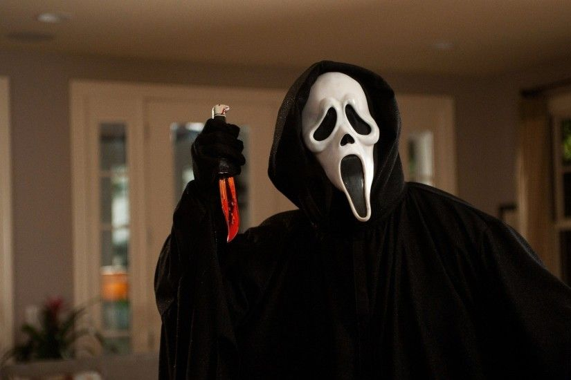 Download Scream 4 wallpaper (1920x1080)