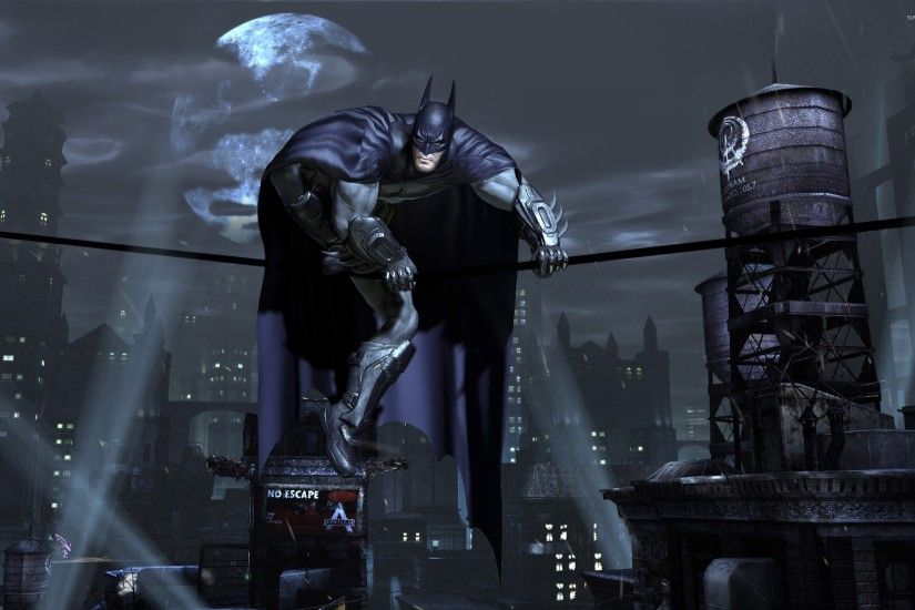 Batman: Arkham City [11] wallpaper 2560x1600 jpg