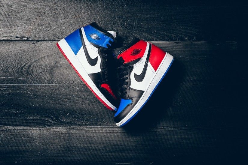 ... Air Jordan 1 Top Three ...
