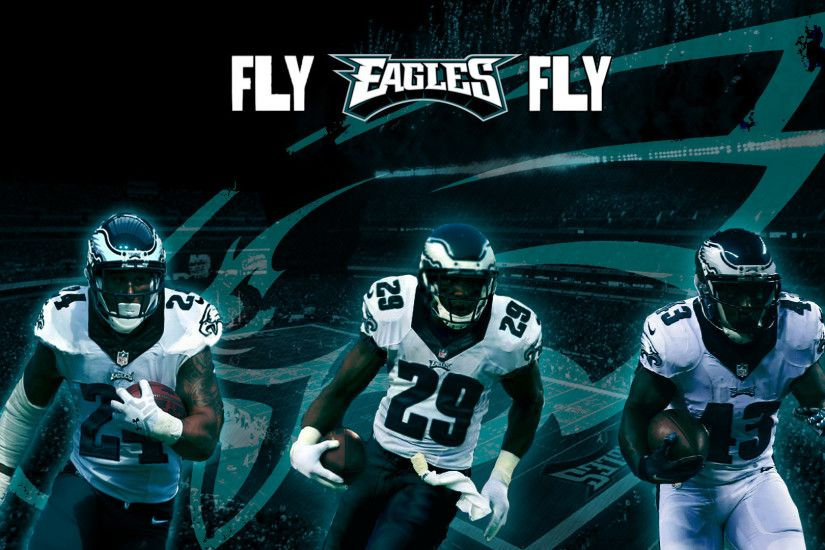 Original ContentIn excitement over our new backfield, I've created a new  wallpaper!