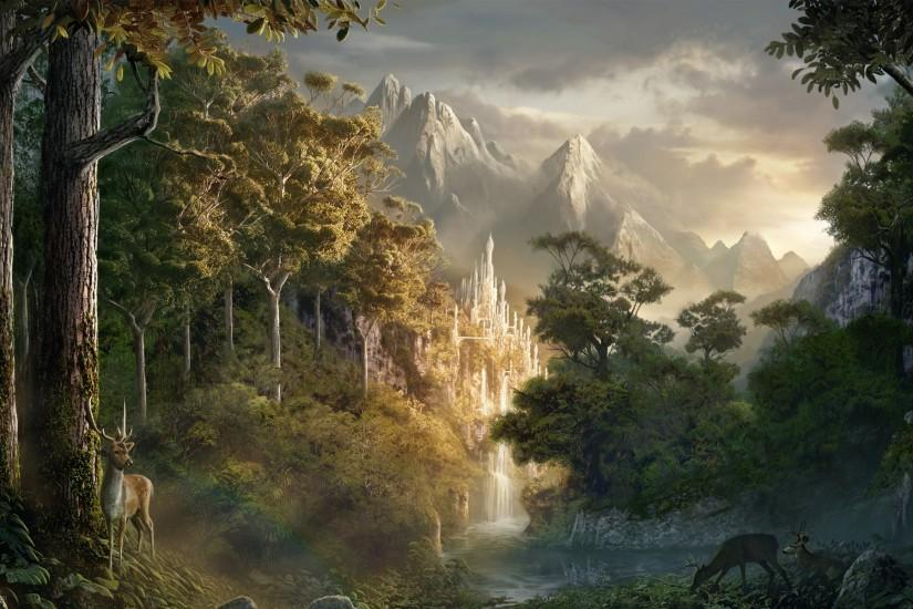 fantasy backgrounds 1920x1200 pictures