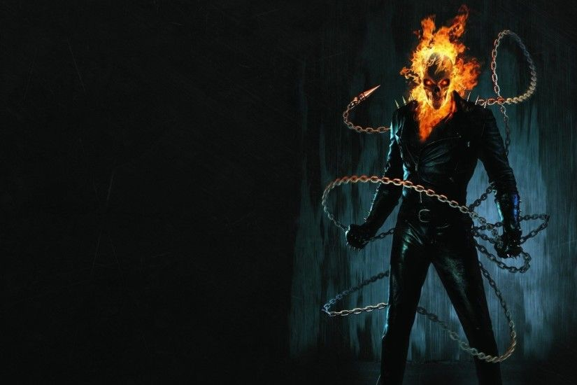 Ghost Rider · HD Wallpaper | Background ID:406345