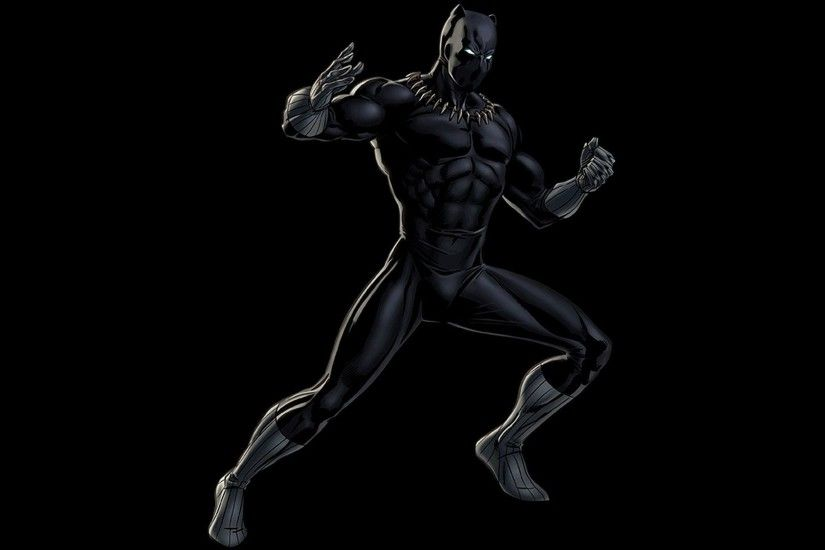 81 Black Panther (Marvel) HD Wallpapers | Backgrounds - Wallpaper .