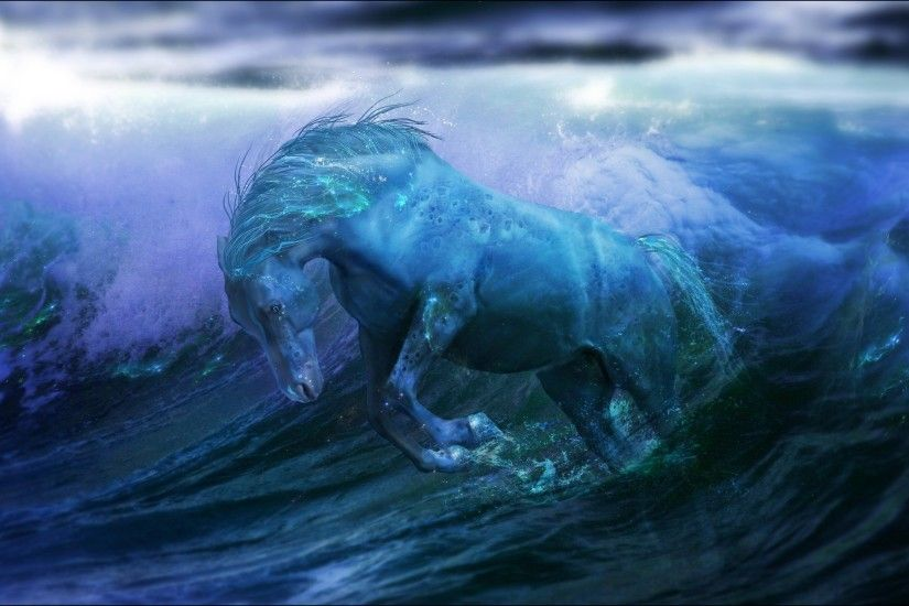 Water Horse 735159