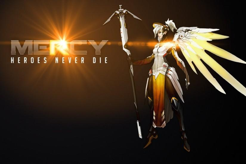 cool mercy overwatch wallpaper 1920x1080 for full hd