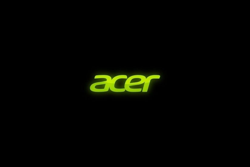 Preview wallpaper acer, logo, computer, background, color 1920x1080