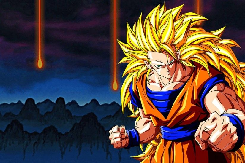 Dragon Ball Z Goku Wallpaper Full HD.