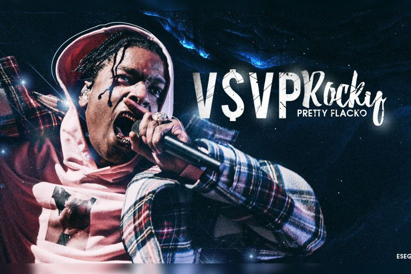 Asap Rocky Wallpaper by EsegaGraphic Asap Rocky Wallpaper by EsegaGraphic