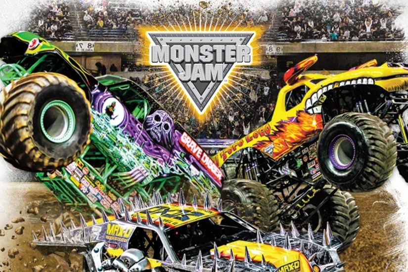 ... Monster Truck Wallpaper - Wallpapers Browse ...