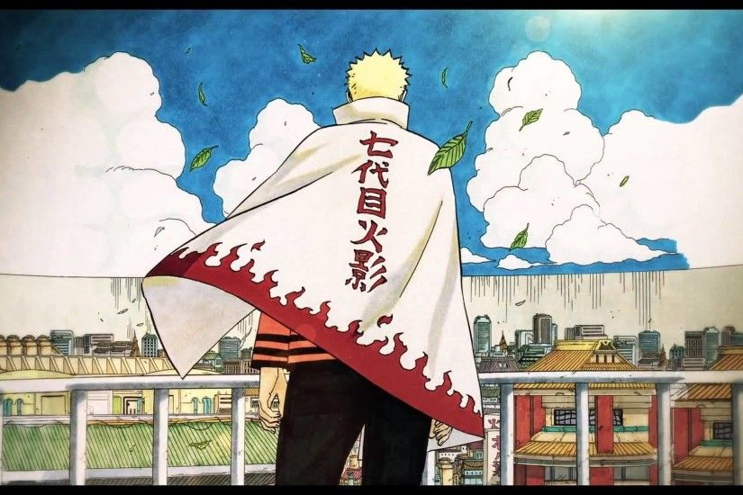 Hokage Naruto Wallpaper ·①