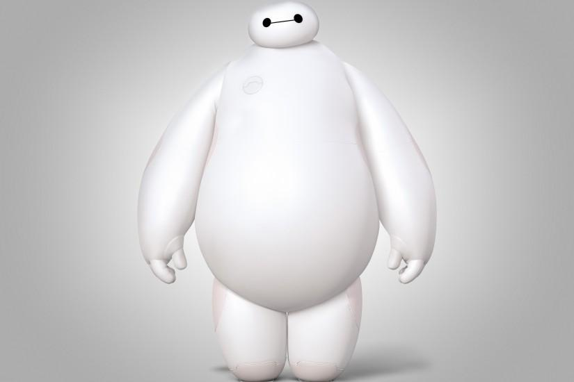Baymax (Big Hero 6), Animated Movies Wallpaper HD