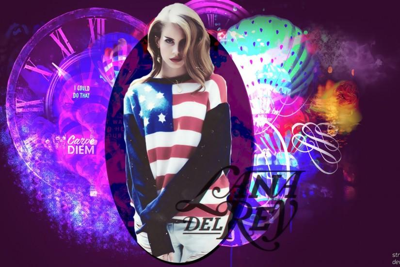 Lana Del Rey Wallpaper by stragfx Lana Del Rey Wallpaper by stragfx