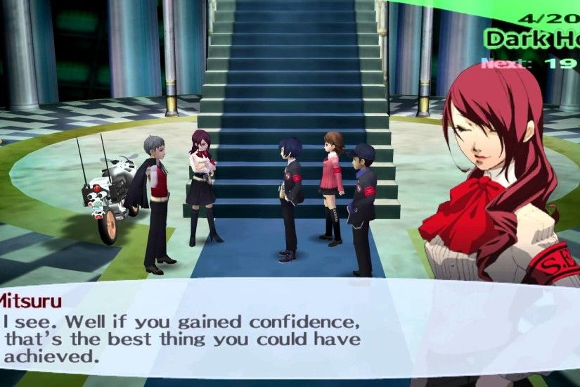 Persona 3 FES The Journey CUTSCENES [APRIL/MAY]