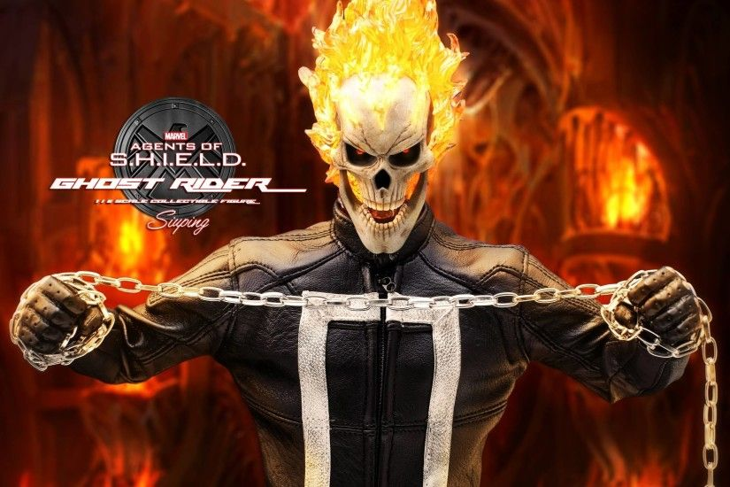Hot Toys Ghost Rider 04