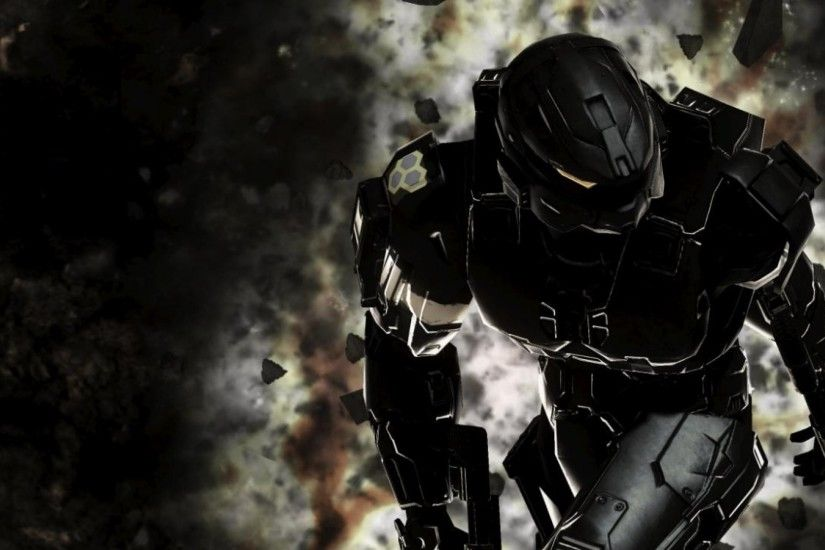 Preview wallpaper halo, master chief, spartan, halo 3 2560x1080