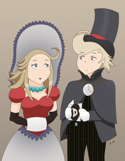 ... Bravely Default Merchants by sweet-misery788