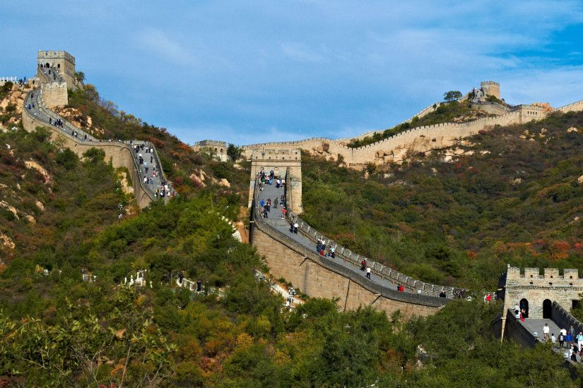 Great Wall of China [4] wallpaper 3840x2160 jpg
