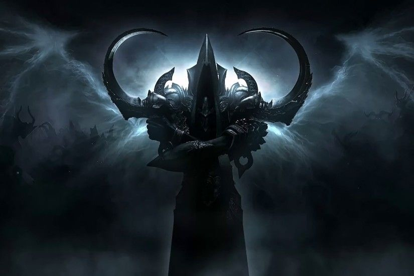 Angel of Death Wallpaper - WallpaperSafari