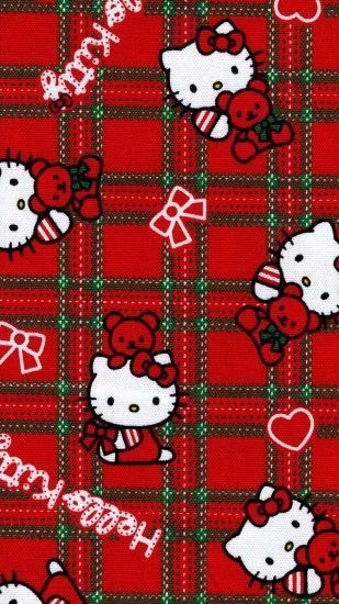 hello kitty red wallpaper #879516