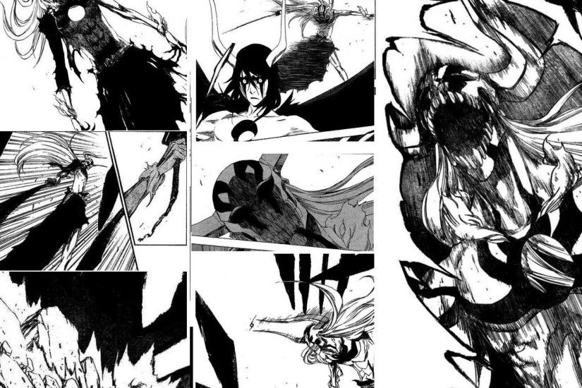 espada,bleach,vastolorde,ulquiorra cifer,manga background wallpapers
