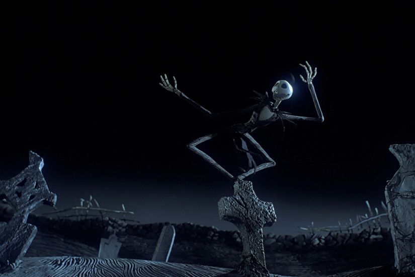 Jack Skellington - The Nightmare Before Christmas wallpaper