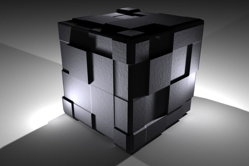 Cube 3d Wallpaper Abstract 3D