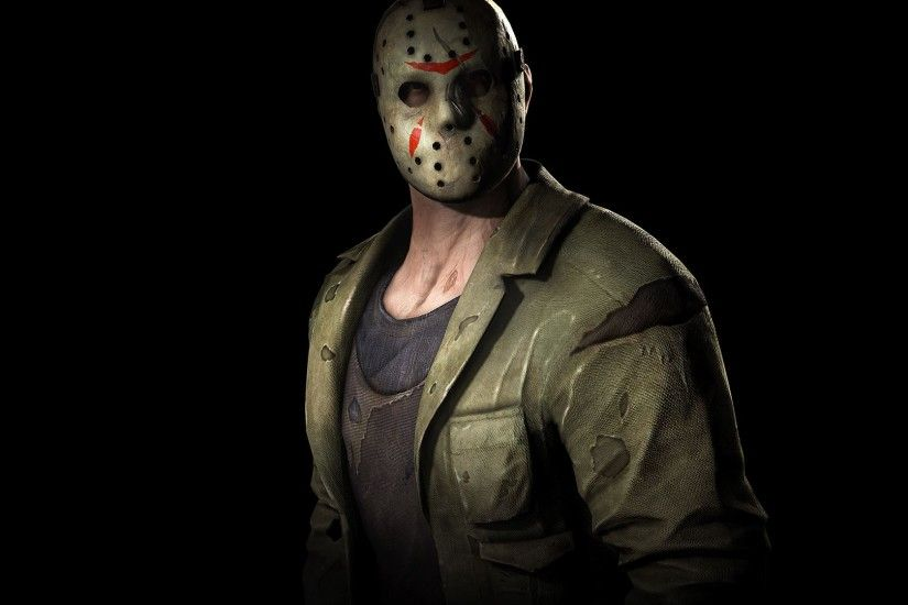 3840x2160 Wallpaper jason voorhees, friday the 13th, character