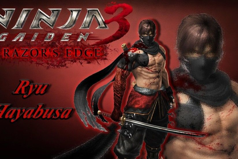 Ninja Gaiden Razors Edge HD Wallpapers Backgrounds