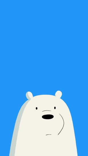 Bare bears ·  we_bare_bears___icebear_mobile_wallpaper_1080x1920_by_affentoast-d9ofwq6.png  1,080×1,920 pixels