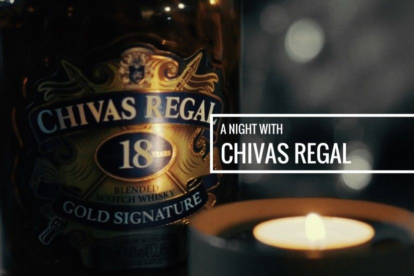 A Night With Chivas Regal