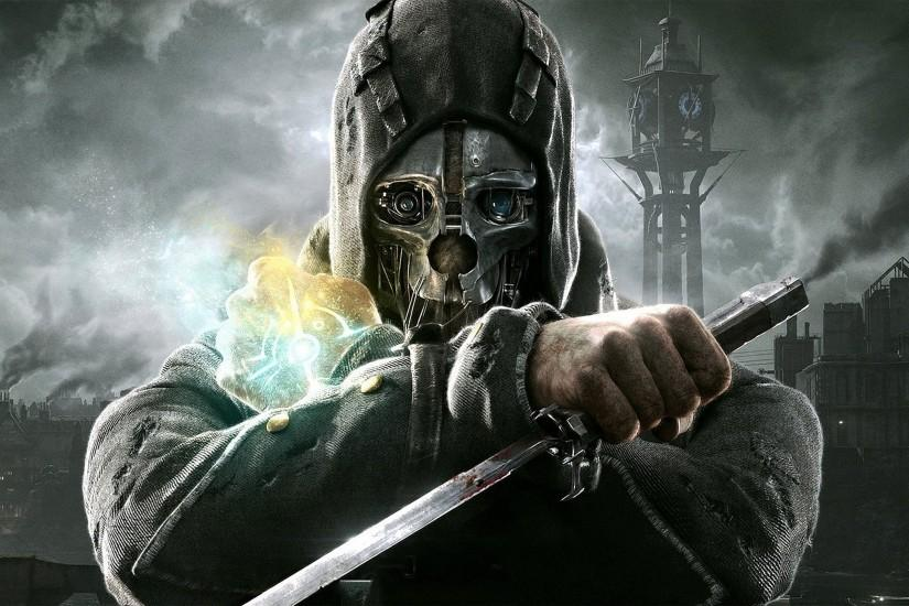 cool dishonored 2 wallpaper 3840x2160 for ios