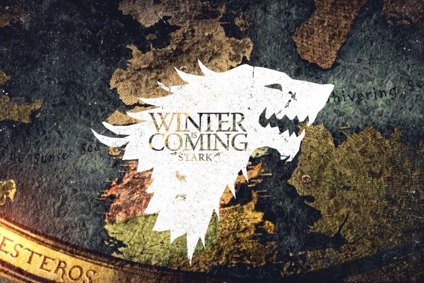 Crest Game of Thrones Winter is Coming direwolf House Stark wolves wallpaper  | 2048x1536 | 218007 | WallpaperUP