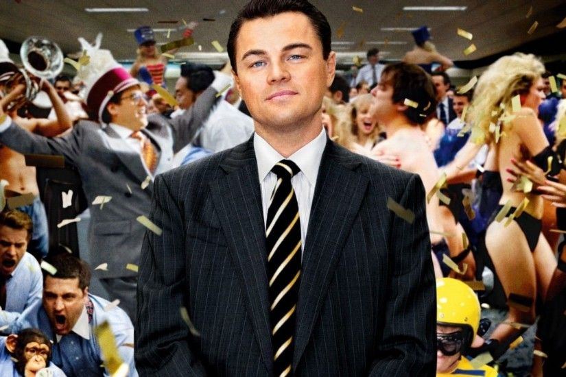 The Wolf Of Wall Street Wallpapers, The Wolf Of Wall Street Wallpapers in  HDQ Cover