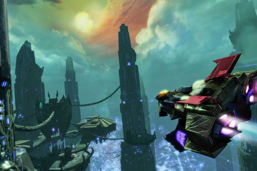 TRANSFORMERS: Fall of Cybertron Screenshot 6