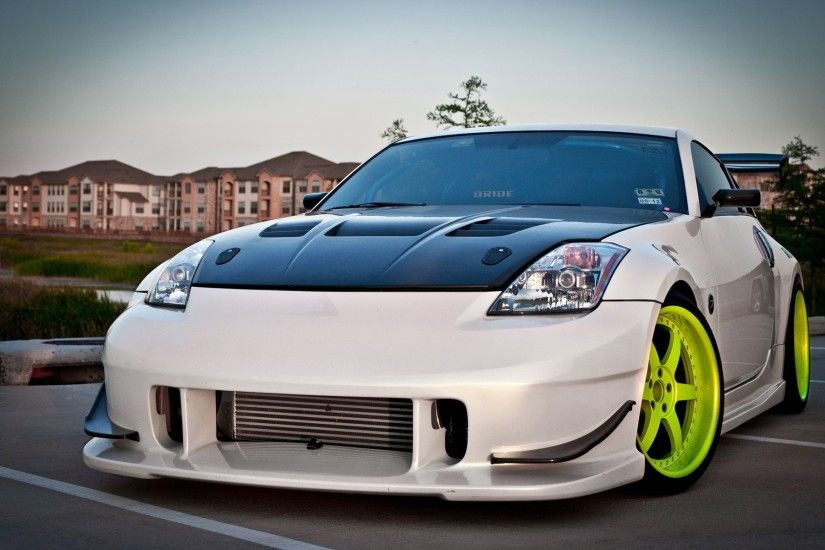 Cars vehicles tuning nissan 350z wallpaper | 1920x1200 | 18459 | WallpaperUP