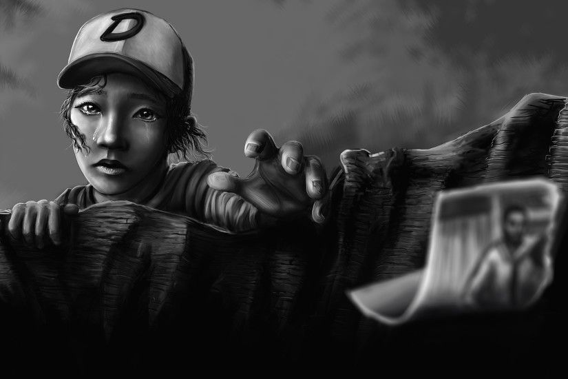 ... Keep that hair short, Clem... I'll miss you. by