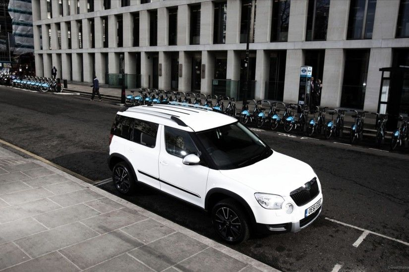 Skoda Yeti Urban Limited Edition 2012