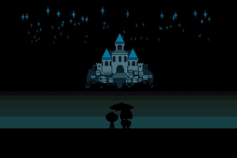 free undertale desktop background 1920x1080