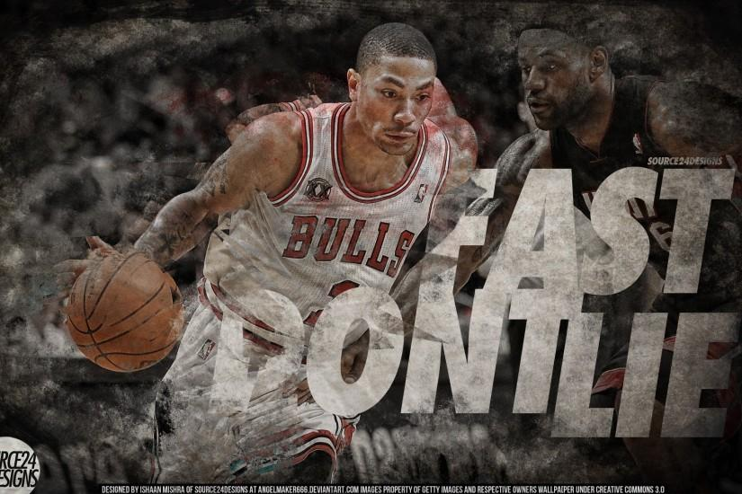 ... Derrick Fast Don't Lie Rose Wallpaper by IshaanMishra