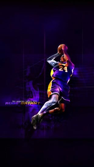 If you're a loyal fan of Bryant and very worship him, then you must be very  willing to set up a Kobe Bryant HD wallpaper as your iPhone Wallpaper.